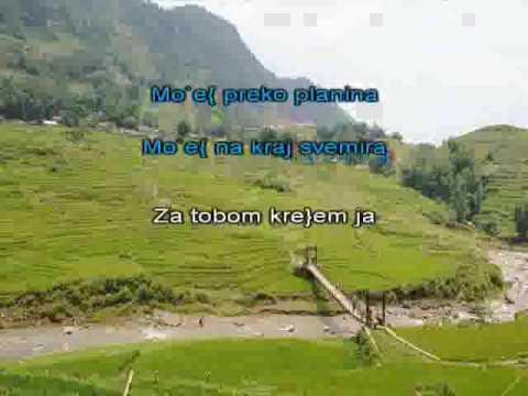 Doris Dragovic   Sedam mora sedam gora [karaoke]