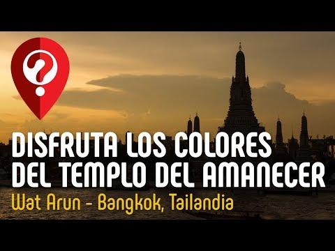 Wat Arun: Disfruta los colores del templo del amanecer   Bangkok #4