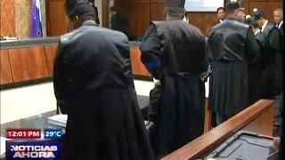 Imputados caso Odebrecht continúan presentando sus alegatos de defensa