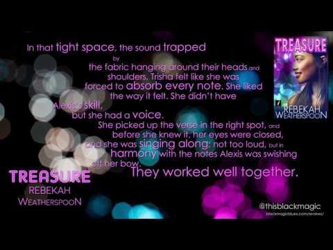 Review Reading: TREASURE - Rebekah Weatherspoon
