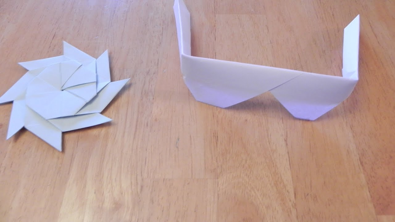 Cool Things To Make Out Of Paper Part 2 Video Bros Youtube