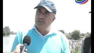 Берегоукрепительные работы на реке Терек завершены в срок