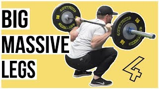 4 best movements for big massive legs dont miss these