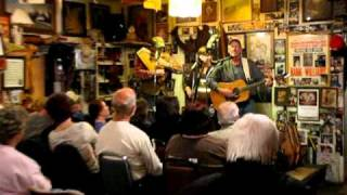 "LIVE FROM THE COOK SHACK - DALE JETT & HELLO STRANGER - ""Life Is Like A Mountain Railroad"""