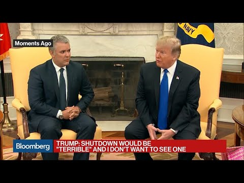 Trump Says There Are a Number of Options Available on Venezuela