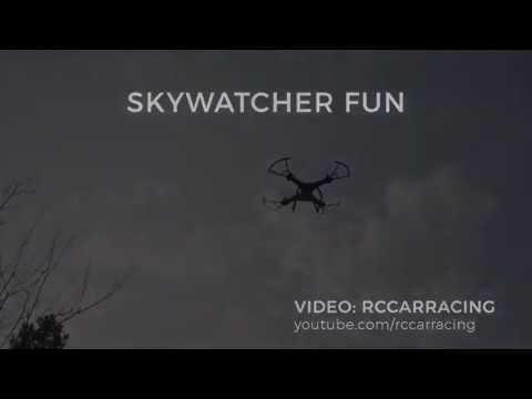 DF Models SkyWatcher FUN (N°9360) - Multicopter, Drohne