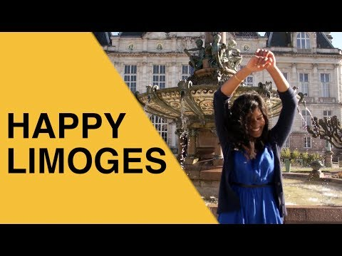 PHARRELL WILLIAMS HAPPY (WE ARE HAPPY FROM LIMOGES)
