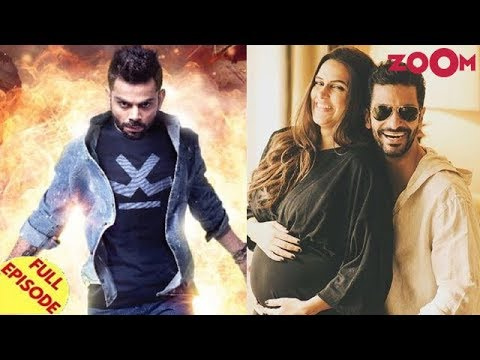 Virat Kohli shares poster of Trailer The Movie | Neha reveals why she kept pregnancy a secret & more