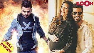 Virat Kohli shares poster of Trailer The Movie   Neha reveals why she kept pregnancy a secret & more