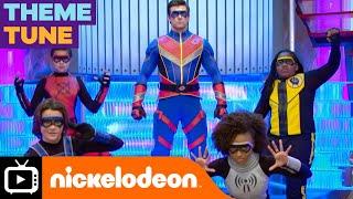 Danger Force | Theme Tune | Nickelodeon UK