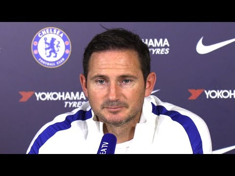 Frank Lampard Full Pre-Match Press Conference - Southampton v Chelsea - Premier League