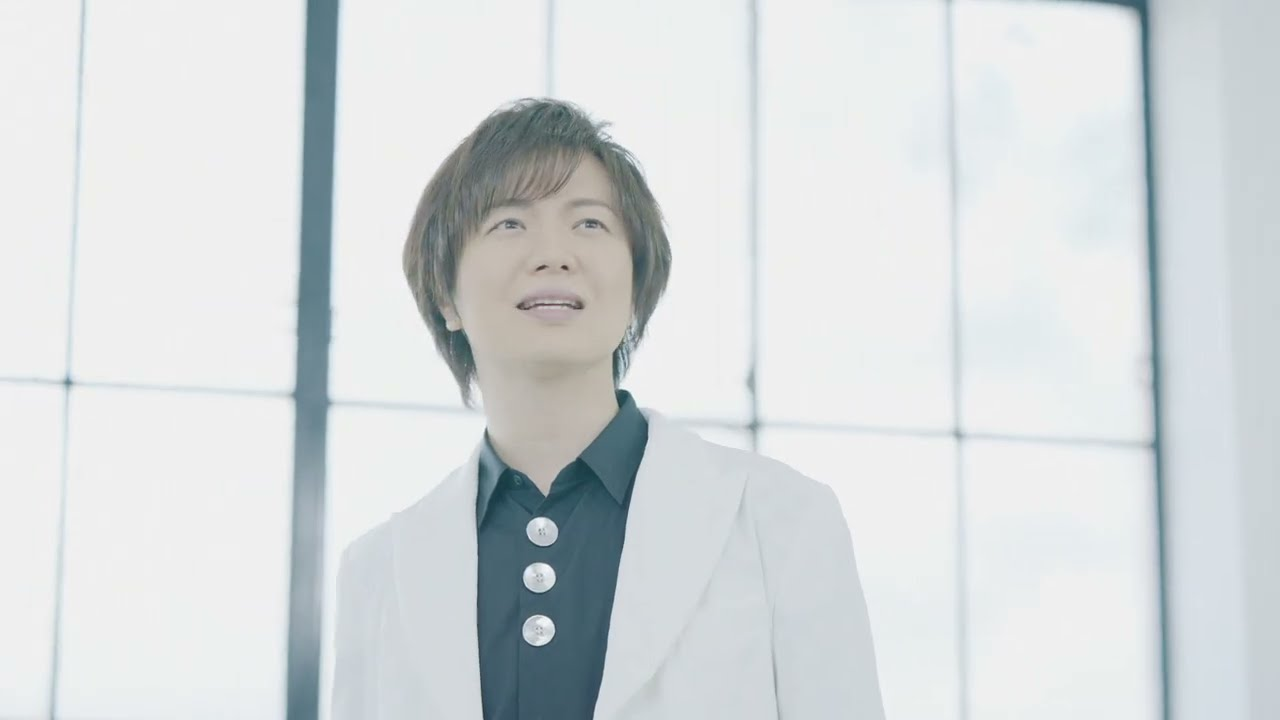 【MV】竹島 宏 / 向かい風 純情(Full version)