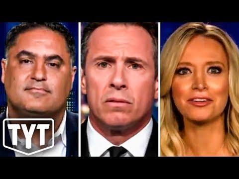 Cenk DISMANTLES Kayleigh McEnany on CNN