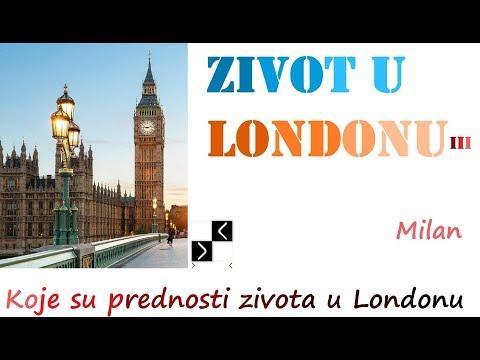 Zivot u Londonu III prednosti i nedostaci