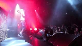"Wiz Khalifa ""Wake Up"" The Liquid Room - 8/22/11 - Edinburgh, Scotland"
