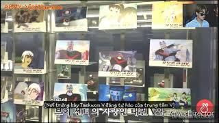 """[BTS] Kim Tae Hyung chàng trai """"thú vị"""" nhà chống đạn"""
