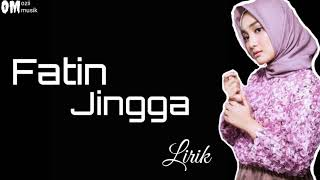 Fatin - Jingga Lyrics (official video)