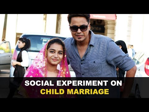 Rj Raunac went on streets to marry her 12year old sister | watch what happen next | Womens day