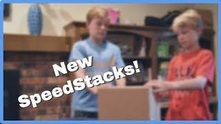 New SpeedStacks Unboxing!