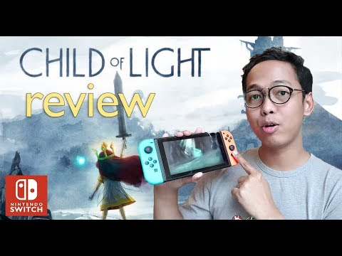 Child Of Light (Nintendo Switch) Review - Indonesia