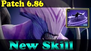 Dota 2 - Patch 6.86 : Faceless Void - New Skill : Time Dilation!
