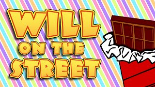 Candy & Gift Show - Will on the Street | SILVERMANIA