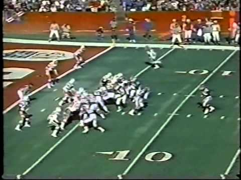 Every Thurman Thomas TD 1988-1990