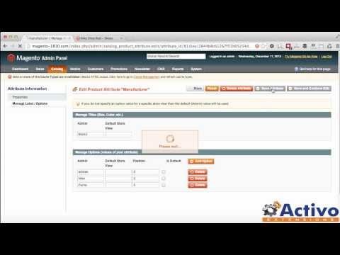 How to Add manufacturer attribute as Product Brand in Magento