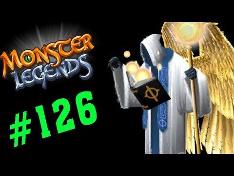 Monster Legends Game Mobiles - Boss Thiên Thần Tối Cao - Thế Giới Quái Vật #126