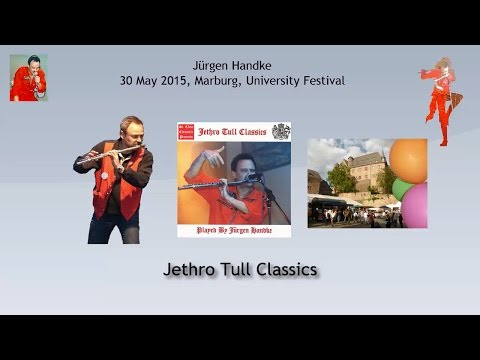 Jethro Tull Classics Live - by Juergen Handke