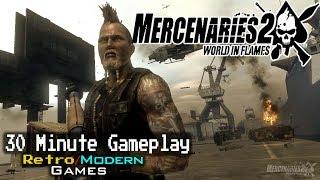 Mercenaries 2 - PS3 / 360 / PC - 30 Minute Gameplay