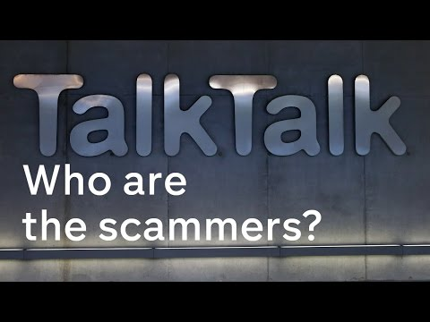 TalkTalk hack: a closer look at the scammers