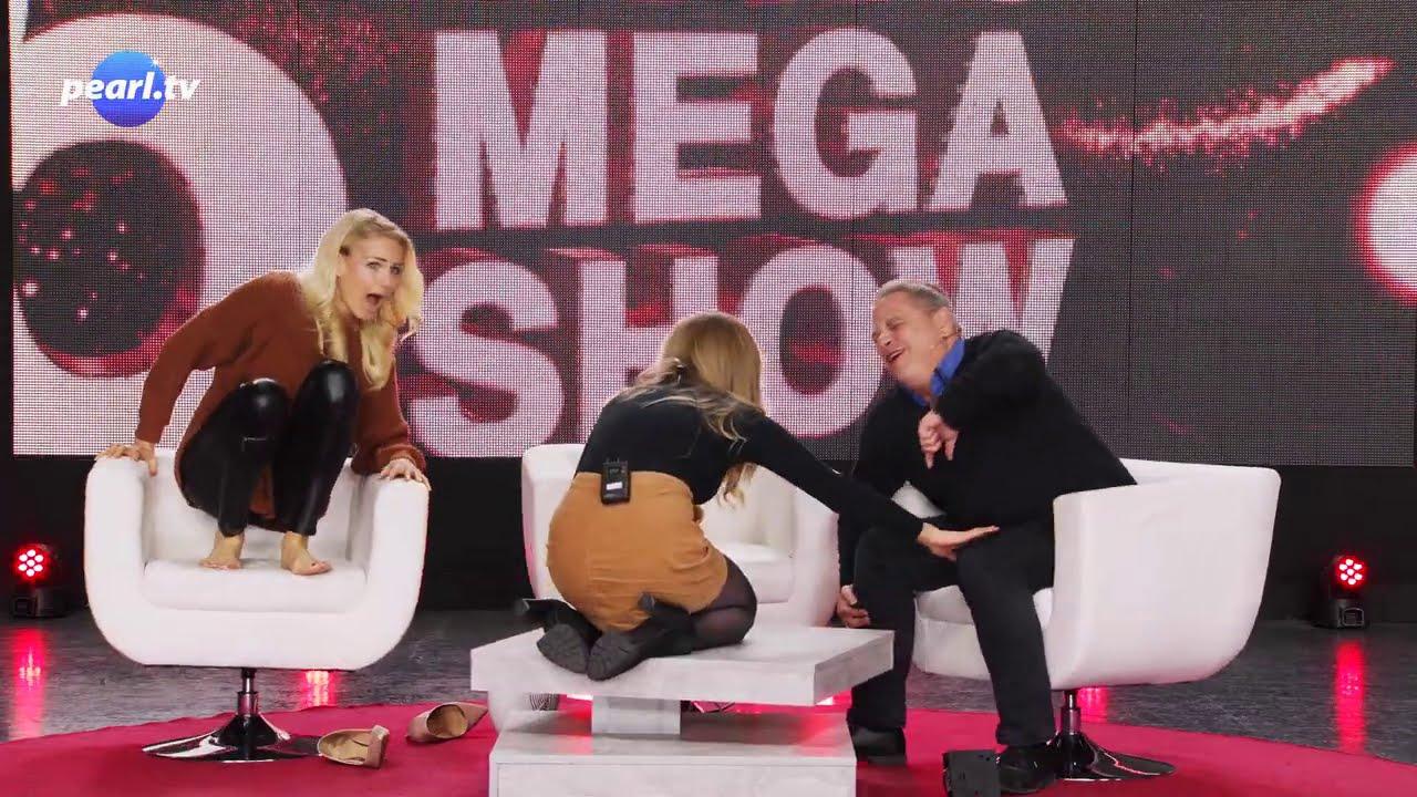 Moderatorin diana tv pearl Why Diana