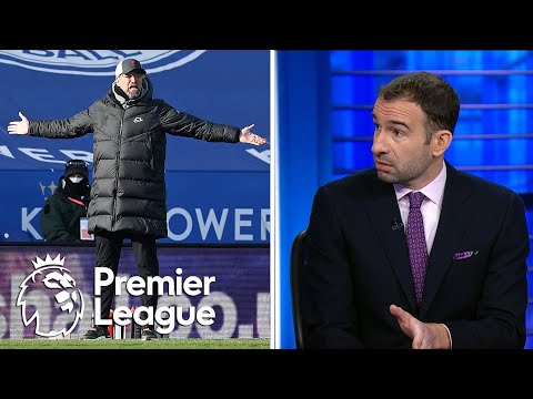 Reactions, analysis after Leicester come back to beat Liverpool 3-1 | Premier League | NBC Sports