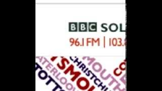 BBC Radio Solent Poole Windsurfing - National Windsurfing Week