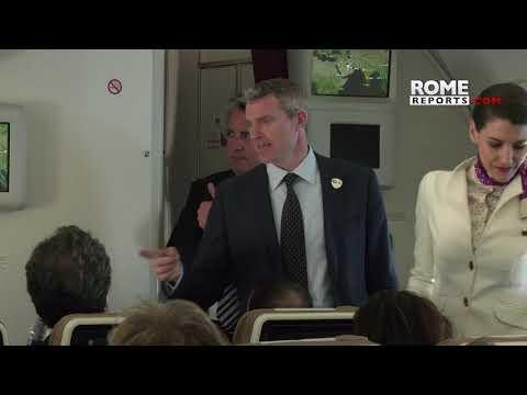 Matteo Bruni is elected new Vatican spokesman
