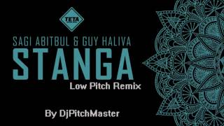 Sagi Abitbul Guy Haliva Stanga Remix Of DjPitchMaster