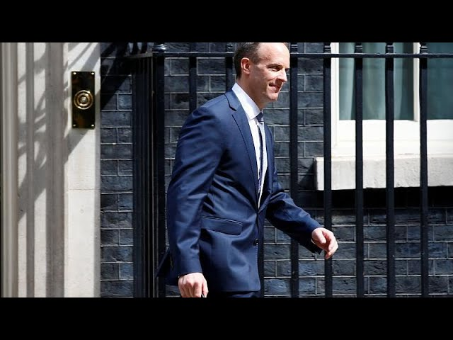 Theresa May names new Brexit minister