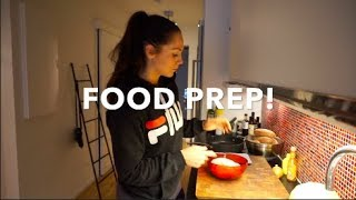 FOOD PREP | Hur jag gör mina matlådor! | Tips på mellanmål! | NEXT LEVEL EPS.8
