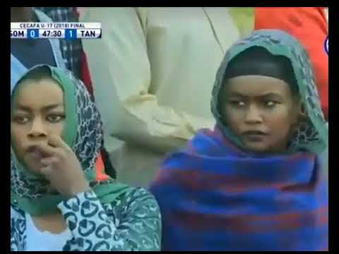 somalia vs tanzania under 17  2018