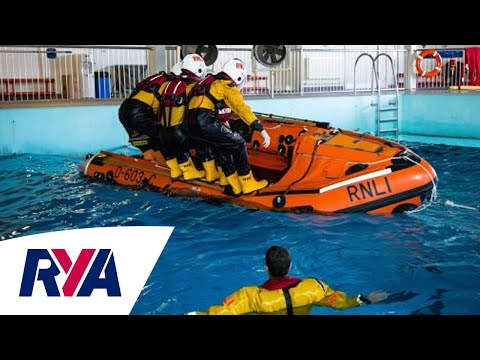 What it takes to become RNLI Crew - Behind the scenes with RNLI Training