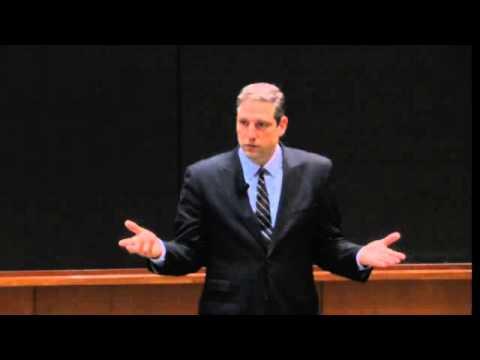 Congressman Tim Ryan Speaks at the Contemplative Sciences Center at the University of Virginia (UVa)
