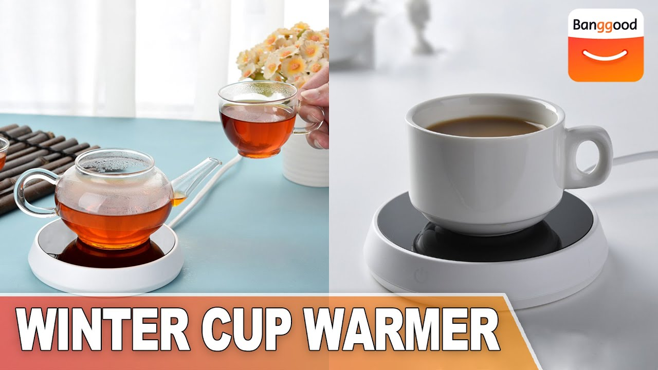 Electric stove Cup Warmer for Tea Cup Beverage Warmer for Office Coffee or Milk Home or Shop Use Safe At-Home Heating