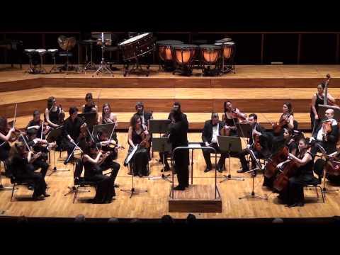 Respighi - Antiche danze et arie, Suite No.3 / Holst - St. Paul Suite (Olten Filarmoni - 11.02.2015)