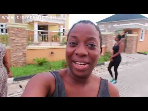 Lagos Nigeria Beautiful houses you hardly see on TV