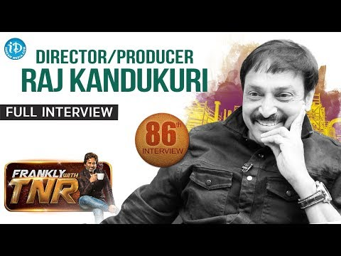 Frankly With TNR #86 - Full Interview || Talking Movies With iDream