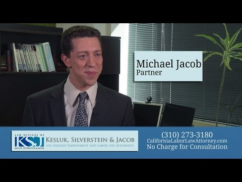 Los Angeles Employment Attorney on How Lawyers Can Help Win Employment Lawsuits