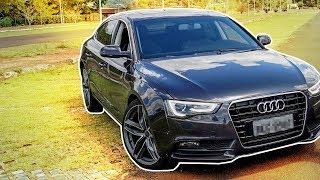 Aconteceu Algo Com O Audi A5 😕