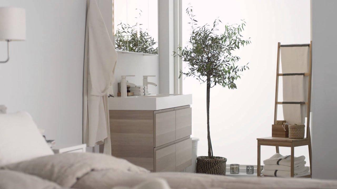 Ideen von IKEA ein Schlafzimmer zum Entspannen  YouTube