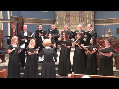 Erie Renaissance Singers Clear and Gentle Stream Finzi